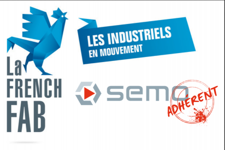 SEMO adhère à la French Fab