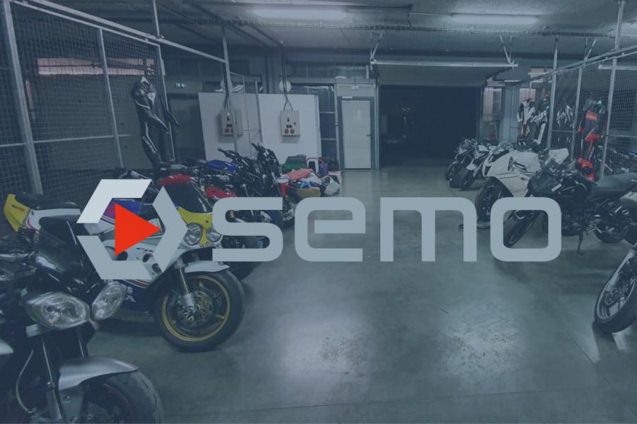 Les motards de SEMO à Nogaro