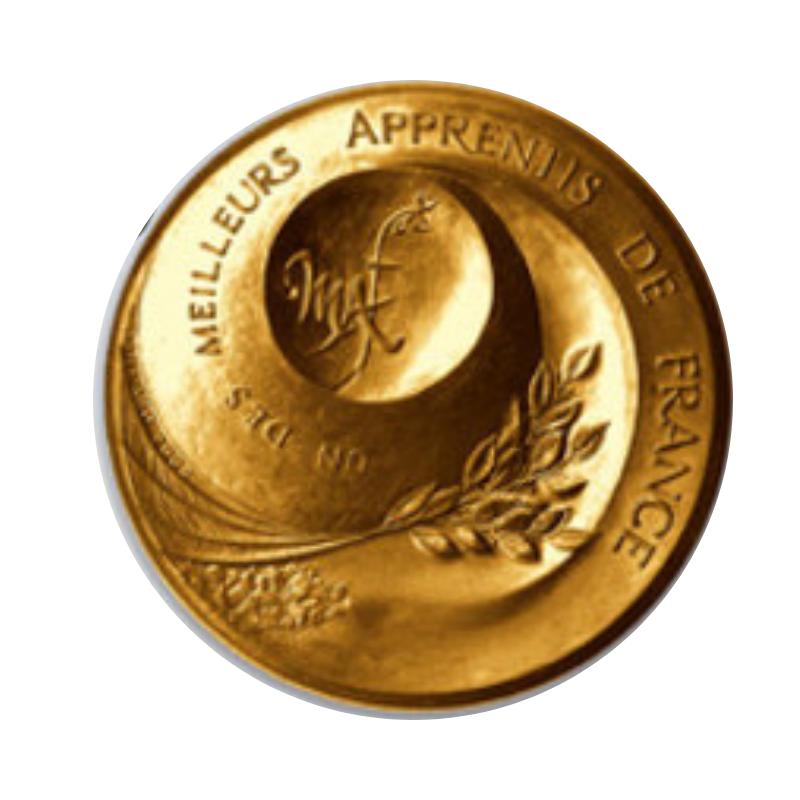 médaille d'or MAF
