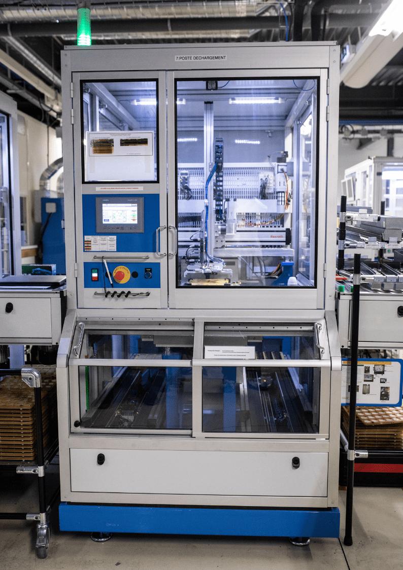 semo Machines spéciales Toulouse lignes automatisées