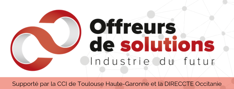 Offreur de solution logo