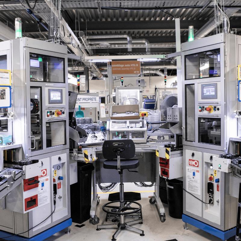 semo poste semi automatique machines spéciales Toulouse