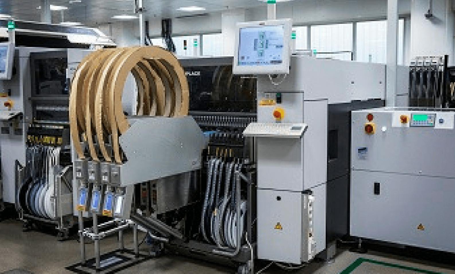 Semo machines spéciales Toulouse production électronique