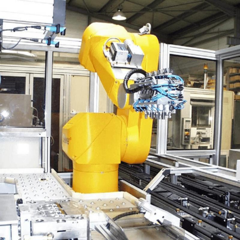 intégration de robot industriels