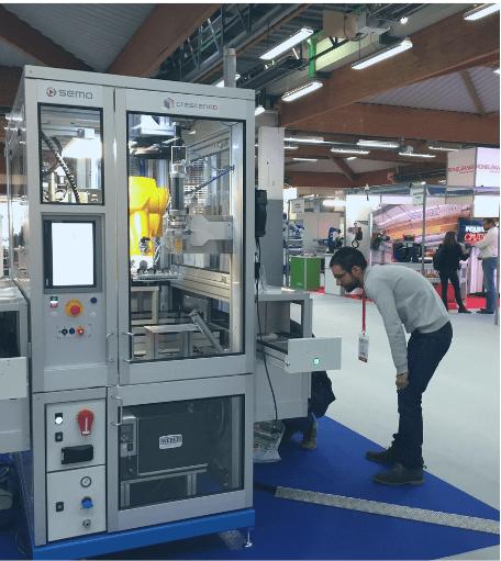 SIANE SEMO 2018 MACHINES SPÉCIALES TOULOUSE