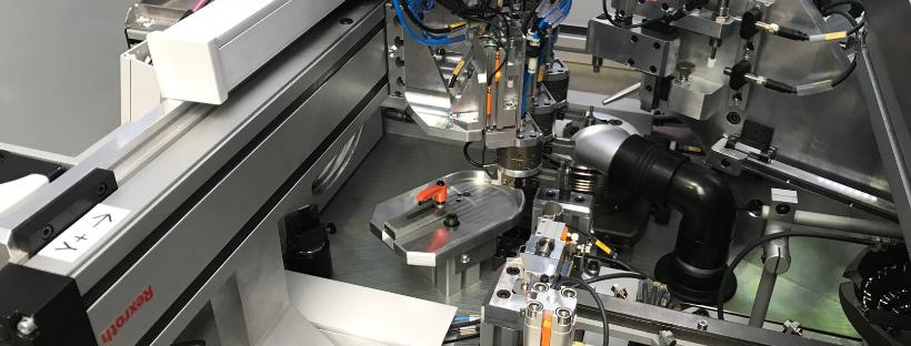 intégration de soudure laser par semo